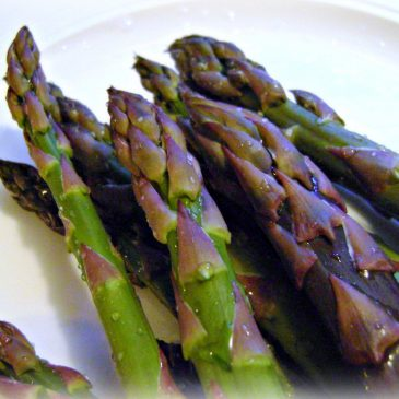 Frostbite Asparagus