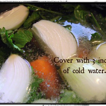 Back to Basics: Chicken Stock
