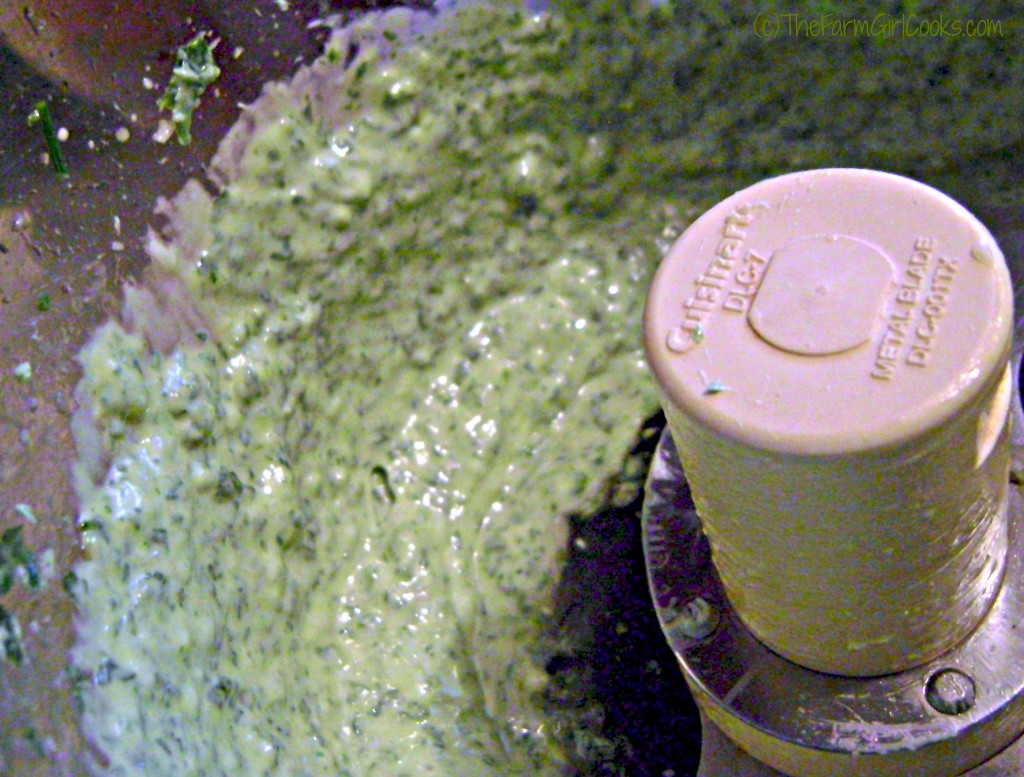 parsley garlic butter