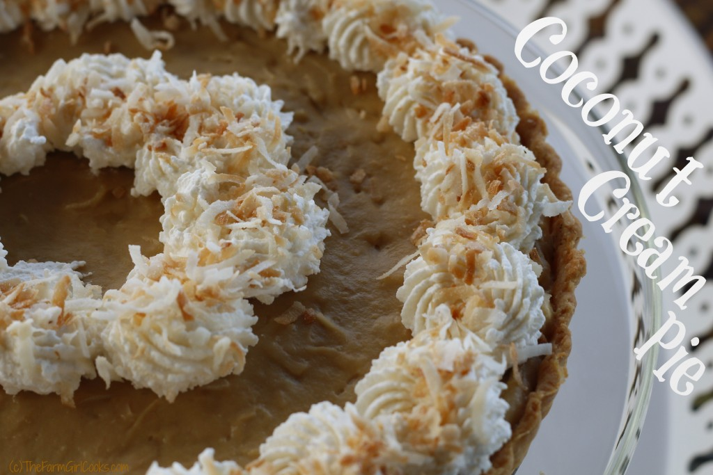 coconut cream pie 12